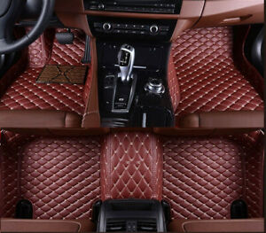 For Toyota Avalon Front Rear Liner Waterproof Luxurious Custom Car Floor Mat