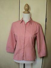 SALE jigsaw musk pink shirt   cotton