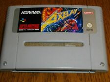 Axelay für Super Nintendo SNES