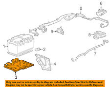 GM OEM-Battery Tray 23231841