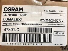 OSRAM SYLVANIA 47301-C, 47301 BALLAST, LU70/MULTI-KIT