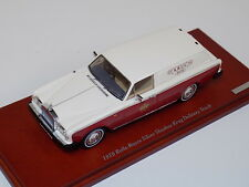 1/43 True Scale TSM 1979 Rolls Royce Silver Shadow Krug Delivery truck TSM124366