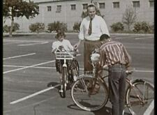 1950s Learn to Ride a Bike - Safety, Bicycle Riding DVD - A183