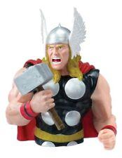 Monogram Marvel Comics Thor Classic Bust Coin Bank Salvadanio