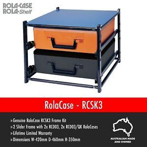 RolaCase RCSK3 Storage Tool Box Organiser Racking Van Shelving Frame Kit GENUINE