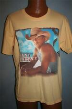 KENNY CHESNEY 2004 Guitars Tiki Bars Concert Tour T-SHIRT Large COUNTRY MUSIC