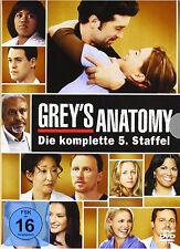 Grey's Anatomy (À coeur ouvert)  SAISON 5  Neuf #