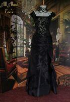 VICTORIAN/Edwardian GOTHIC 8/10 Period Theme Dress/WEDDING/Downton Abbey/TITANIC