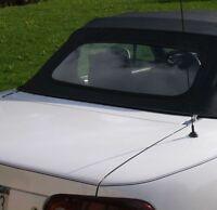 1999-2005 Mazda Miata Convertible Top w/defrost glass window -Black - Brand New!