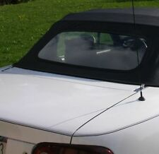 1999-2005 2000 2001  Mazda Miata Convertible Top w/defrost glass window -Black