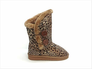 Brand New Girl's Fashion Winter Boots Size  9 - 4