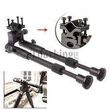 Universal Adjustable Tactical Rifle Bipod 20mm weaver /Picatinny Rail Mount New