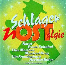 Canzonette nostalgia Top DDR Ostalgie! 18 TRACKS CD NUOVO & OVP Disky 2003