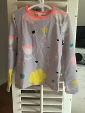Country Road Girl Swimmers Rash Shirt Size 4-5