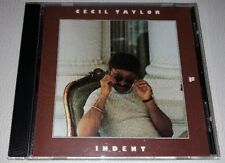Cecil Taylor: Indent (CD, 1977, Freedom Records) FCD 41038