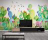 3D Grüner Kaktus M1970 Tapete Wandbild Selbstklebend Abnehmbare Aufkleber Amy