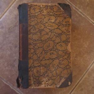 1834 Латинско-Российский Лексикон- Кронеберг; LATIN- RUSSIAN Lexicon/ Dictionary