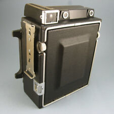 GRAFLEX CROWN GRAPHIC 4X5 PRESS/VIEW CAMERA OPTAR 135 F/4.7