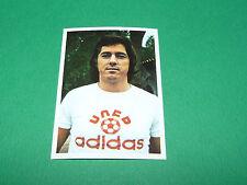 121 G. BURKLE AGEDUCATIFS PANINI FOOTBALL 1974-75 AS MONACO LOUIS II 74  1975