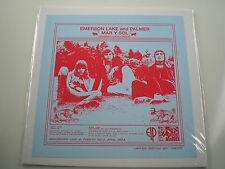 EMERSON LAKE & PALMER MAR Y SOL LP VINYL LIVE IN CONCERT RSD 2011 NEU SEALED