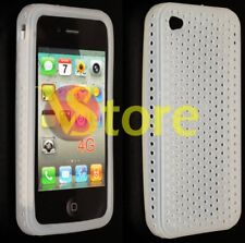 Cover Silicone White for iPhone 4/4G