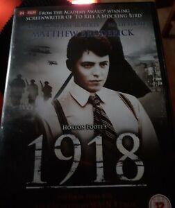 1918 [DVD] DVD, Matthew Broderick, dvd