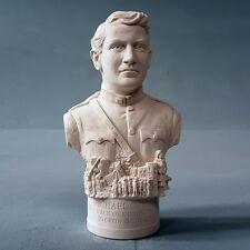 Buste de Michael Collins fabriqué en Gypse plâtre 14 cm haut Pâques Rising 1916