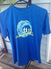 LADIES LARGE 2012 HALF MARATHON JOGGING SHIRT LONG BRANCH NJ RUN - NEW