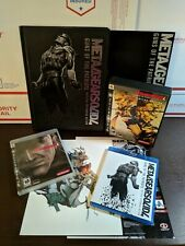 Metal Gear Solid 4: Guns of the Patriots - Limited Edition w/Strategy Guide+ Art