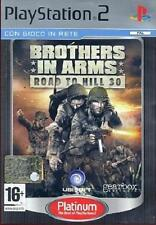 Brothers In Arms Road To Hill 30 PS2 Versione Platinum