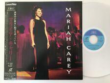Mariah Carey Mariah Carey with Obi Laser Disc Japan SRLM 876 LD