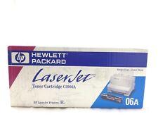 HP Hewlett Packard Laser Toner Cartridge C3906A 5L 6L 3100 3150 Black