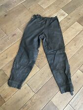 "Vintage Barbour Wax Trousers 31"" Waist for jacket"