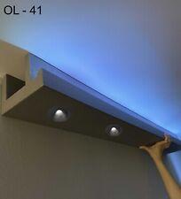 45 Meter+Ecke LED Licht Bebauung Profil Spot für indirekte Beleuchtung XPS OL-41