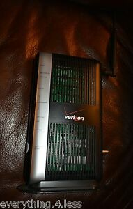 Working VERIZON ACTIONTEC MI424-WR REV. F WIRELESS ROUTER -Ready to be activated