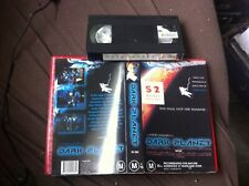 Dark Planet VHS video tape Science fiction sci-fi action 1997 Michael York HTF