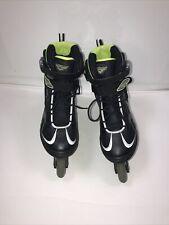 Bladerunner Advantage Pro XT Mens Inline Skates, Size 11 - Black/Green