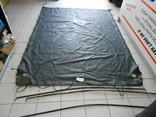 2005 onwards Hilux Single Cab Alloy Tray Tonneau Cover S/N#