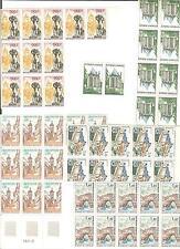 YVERT N° 1783 à 87 x 10 TIMBRES FRANCE NEUFS**