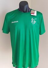 Reebok ICC Cricket World Cup 2015 Green T-Shirt Size Medium Cricket Australia