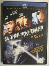 SKY CAPTAIN AND THE WORLD OF TOMORROW - DVD