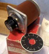 ** GENERAL RADIO - Variac Type W-2 - Autotransformer - New in Box **