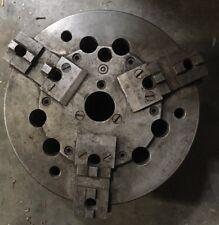 "A1-6 Skinner 3 jaw 8"" Power Speed Chuck CNC Metal Lathe Machinist Tool"