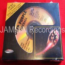 DEEP PURPLE - FIREBALL - GOLD CD - AUDIO FIDELITY - OUT OF PRINT - AFZ 098