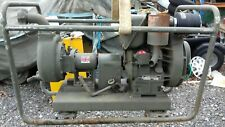 Lister Petter AC1 6.5hp Diesel Engine water Pump new old stock