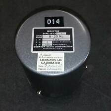 Boonton Radio Corp Inductor 8-20 MHz - New old Stock - Free Shipping in the USA