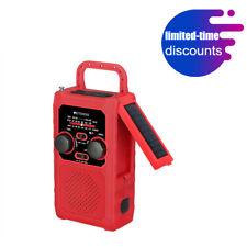 TR201 Pocket FM/AM Radio SOS Emergency Alarm Warning Radio Hiking Touring Gift