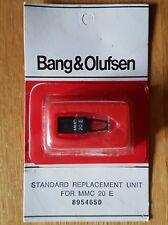 MMC20E CART STYLUS BANG OLUFSEN B&O BOXED BEOGRAM 2402 1900 1102 2200 4004 2400