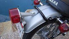 YAMAHA FENDER SILVER Custom Paint for Yamaha Motorcycles- AEROSOL - DT/RT/CT/AT