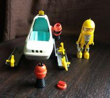 Vintage Playmobil Space Glider Set 3509